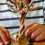 Jesienne trójwymiarowe drzewko - piękne, proste i rozwijające!