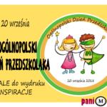 Dzień Przedszkolaka - medale do wydruku