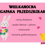 Wielkanocna gigapaka przedszkolaka