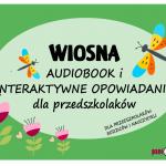 Wiosna - audiobook dla przedszkolaka
