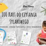 Jak uczyć dziecko czytać sylabami? - propozycje zabaw