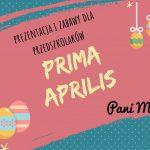 Prima Aprilis dla dzieci - śmiech to zdrowie!
