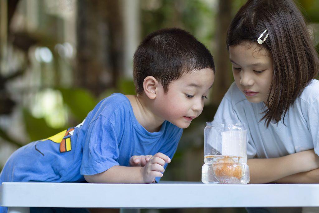 wielkanocne eksperymenty dla dzieci